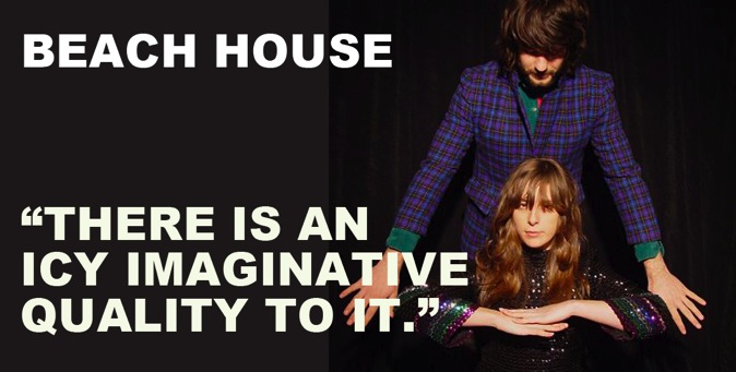 Beach House Interview