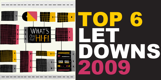 Top 20 LETDOWNS 3 2009